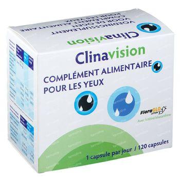 Clinavision 120 capsules