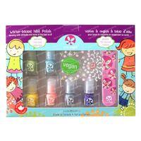 SuncoatGirl Gift Set Mini Mani Vegan Water-Based Nagellak Kids 6x2 ml