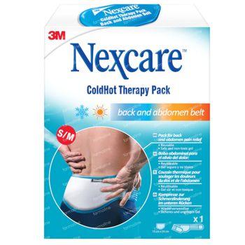 Nexcare ColdHot Therapy Rug- en Buikband Small-Medium 1 stuk