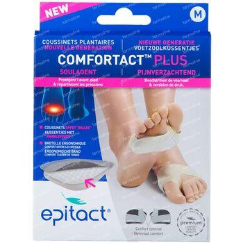 Epitact Comfortact™ Plus Voetzoolkussentjes Medium 1 paar