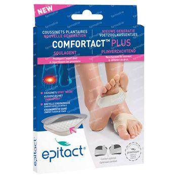 Epitact Comfortact™ Plus Voetzoolkussentjes Large 1 paar