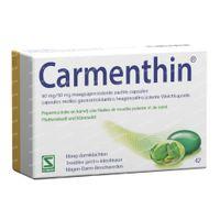 Carmenthin 42  capsules