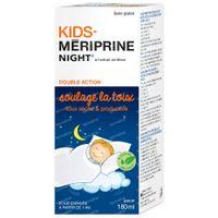 KIDS-Mériprine Night Sirop - Toux Sèche et Grasse 180 ml