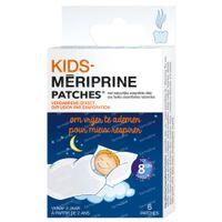 KIDS-Mériprine Patches - Nez Bouché, Respirer Mieux 6  pansements