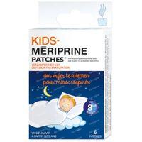 KIDS-Mériprine Patches - Verstopte Neus, Vrijer Ademen 6  pleisters