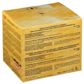 Guam Boue D'Algues Crème Ventre & Taille 500 g