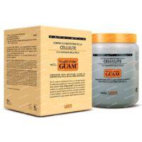GUAM Fanghi Boue d'Algues Cellulite Tenace et Ancrée 500 g