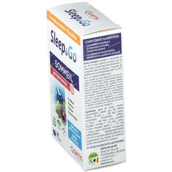 Ortis Sleep & Go 30 tabletten