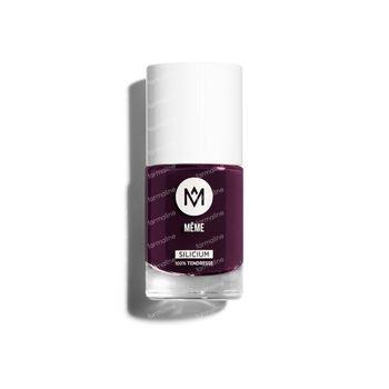 MÊME Silicium Nagellak 08 Aubergine 10 ml