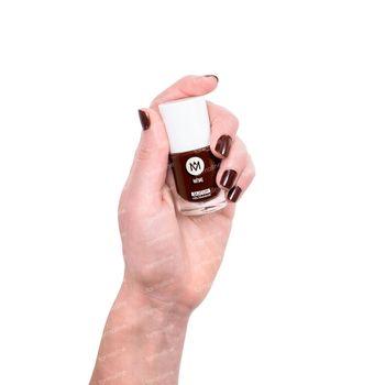 MÊME Silicium Nagellak 10 Chocolat 10 ml