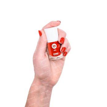 MÊME Silicium Nagellak 12 Orange Sanguine 10 ml