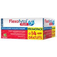 Flexofytol Plus + 14 Comprimés GRATUIT 182+14  comprimés