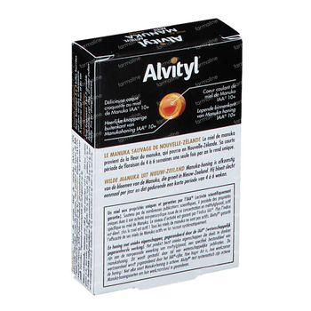 Alvityl Gevulde Zuigtabletten Honing IAA 10+ 12 tabletten