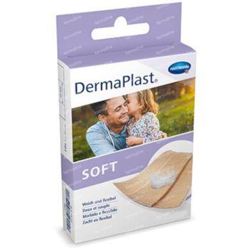 Hartmann DermaPlast Soft 6cm x 5m 1 stuk