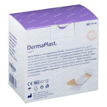Hartmann DermaPlast Soft 6 cm x 5 m 1 pièce
