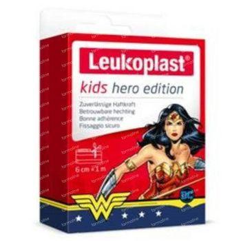 Leukoplast Kids Pleisters Wonder Woman 12 pleister