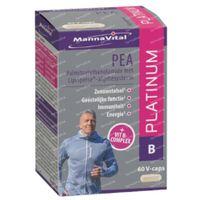 Mannavital Pea Platinum 60  capsules