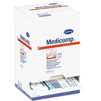 Hartmann Medicomp Extra 10x10cm 25x2 stuks