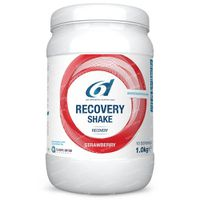 6D Sports Nutrition Recovery Shake Strawberry 1 kg