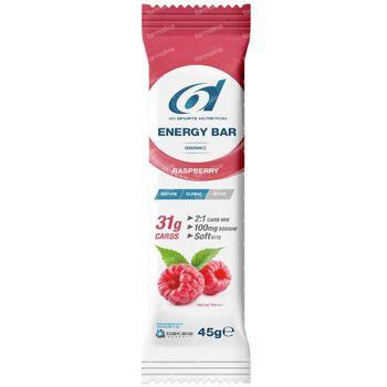 6D Sports Nutrition Energy Bar Framboise 45 g