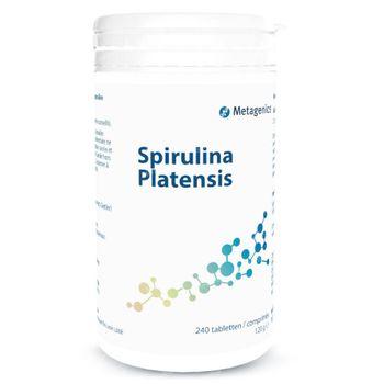 Spirulina Platensis 500mg 240 comprimés
