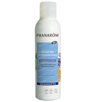 Pranarôm Aromanoctis Relaxerende Spray Bio 15 ml