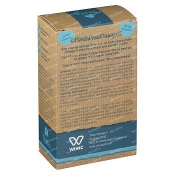 Testa Omega-3 Algenolie DHA + EPA 60 capsules