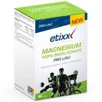 Etixx Magnésium 100% Bisglycinate Pro Line 60  comprimés