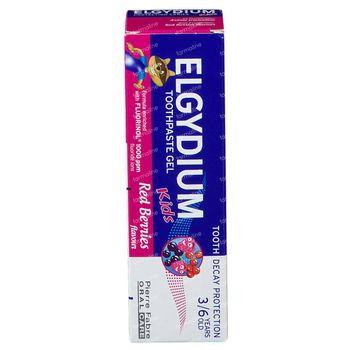 Elgydium Kids Gel Dentifrice Grenadine 50 ml