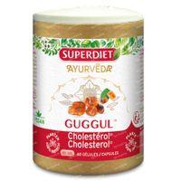 Superdiet Guggul Cholesterol 60  capsules