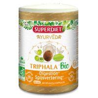 Superdiet Triphala - Digestie 60  capsules