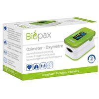 Biopax Oxymètre 1 pièce