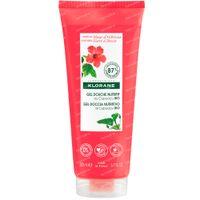 Klorane Fleur d'Hibiscus Nourishing Shower Gel with Organic Cupuaçu Butter Nieuwe Formule 200 ml