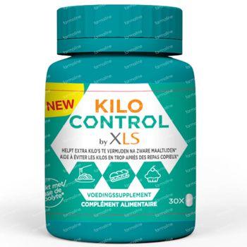 XL-S Kilo Control - Helpt tegen Extra Kilo's na Zware Maaltijden 30 tabletten