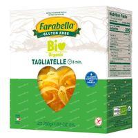 Farabella Tagliatelle Sans Glutes Bio Nouvelle Modèle 250 g