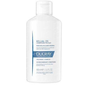 Ducray Kelual DS Verzorgende Shampoo Nieuwe Formule 100 ml