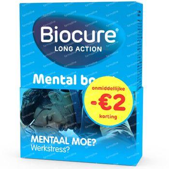 Biocure Mental Boost Vermoeidheid Verlaagde Prijs 30 tabletten
