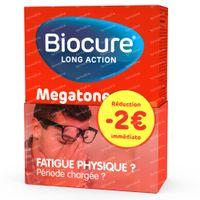 Biocure Megatone Energy Boost Prix Réduit 60  comprimés