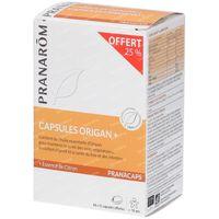 Pranarôm Pranacaps Oregano Plus Bio 75  kapseln