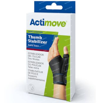 Actimove Sport Stabilizer Duim Small - Medium 1 stuk