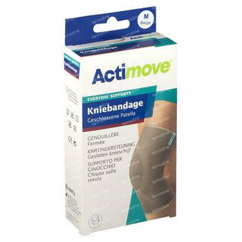 Actimove Everyday Support Knie Medium 1 stuk