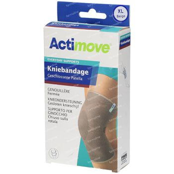 Actimove Everyday Support Knie Extra Large 1 stuk