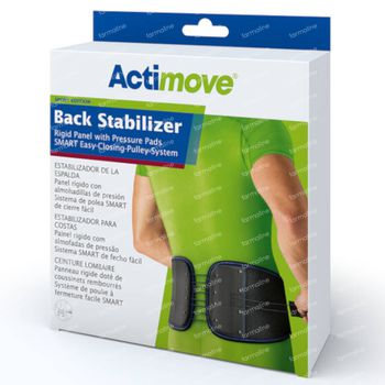 Actimove Sport Stabilizer Rug Small - Medium 1 stuk