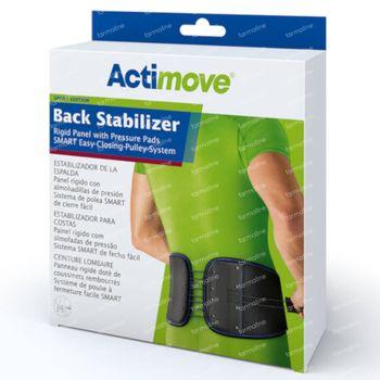 Actimove Sport Stabilizer Rug XXL - XXXL 1 stuk