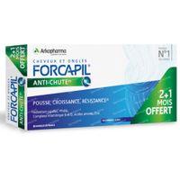 Forcapil Anti-Chute 2+1 Moins GRATUIT 90  capsules