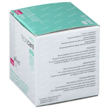 Febelcare Haft Bandage de Fixation Elastique 4cmx4m 1 pièce