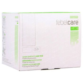 Febelcare Haft Bandage de Fixation Elastique 4cmx20m 1 pièce