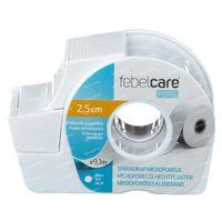 Febelcare Pore Plâtre 25mmx9.14m 1 pièce