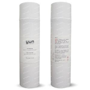 YUN Gel Hydroalcoolique 75 % 200 ml