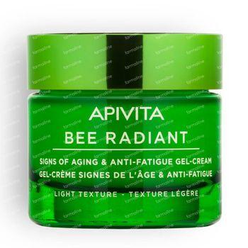 Apivita Bee Radiant Gel-Crème Signes de l'Âge & Anti-Fatigue 50 ml